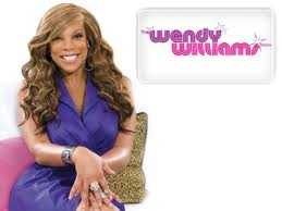 "Wendy Williams hosts the nationally syndicated ""The Wendy Williams Show"""